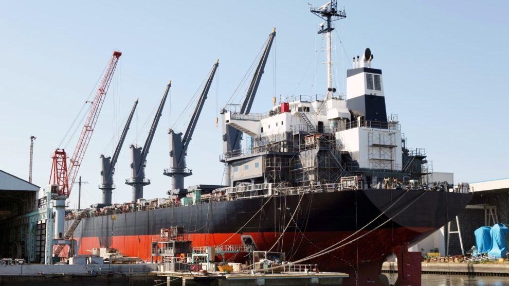 船舶のトン数の測度に関する法律等を聴く